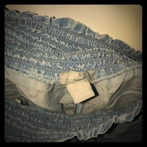 High Waisted Drawstring Flowy Pants